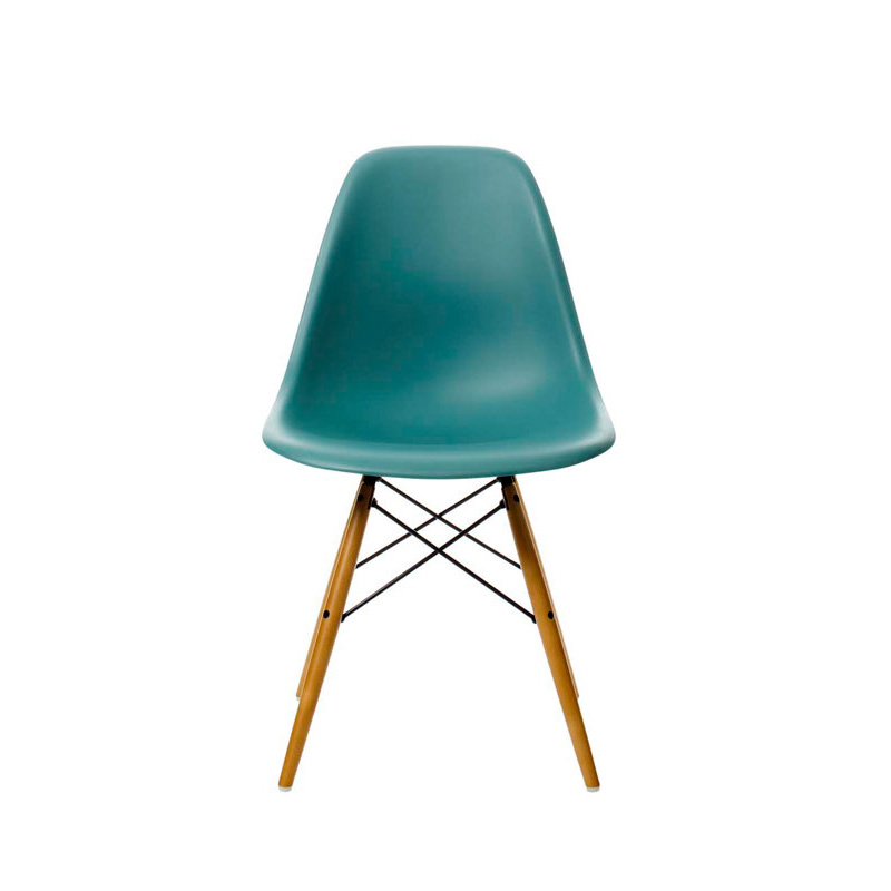 Charles Eames DSW Plastic Chair 2587 » Esszimmerstühle