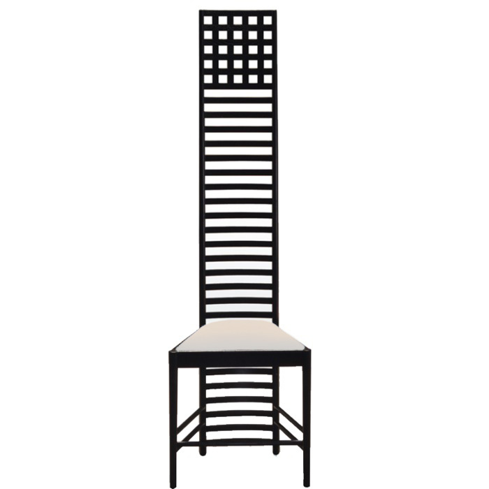 Hill House Mackintosh Chair ✔ Bauhaus Designerstuhl