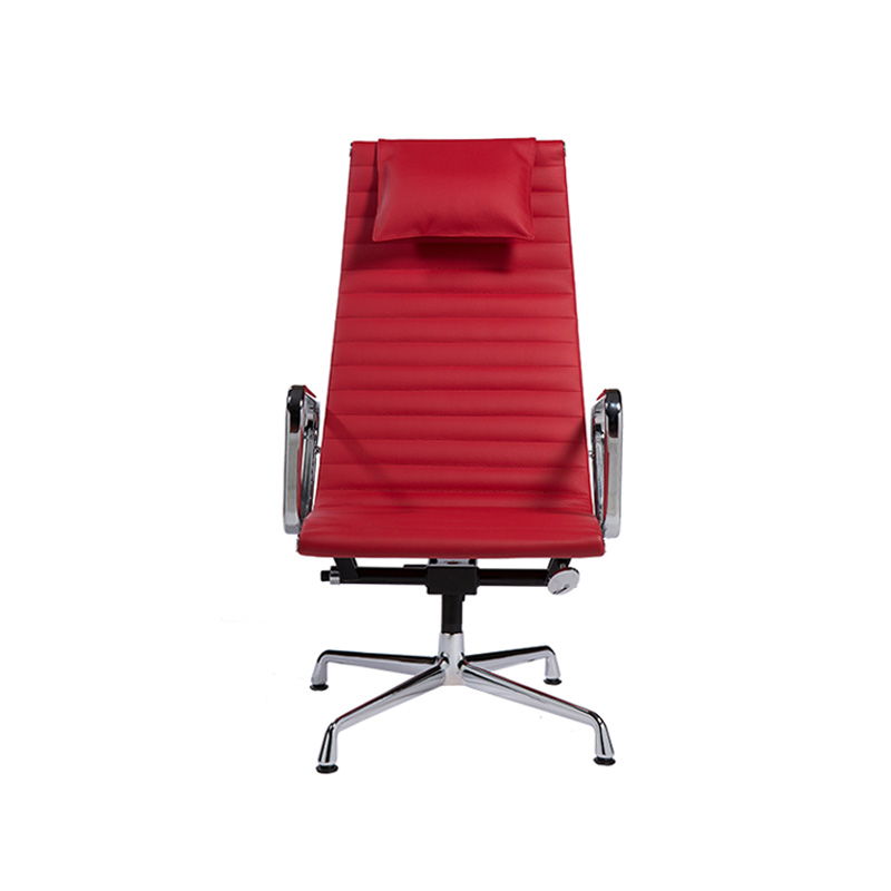 Charles Eames Aluminium Group Lounge Chair EA 124 ✔ Bauhaus Büro