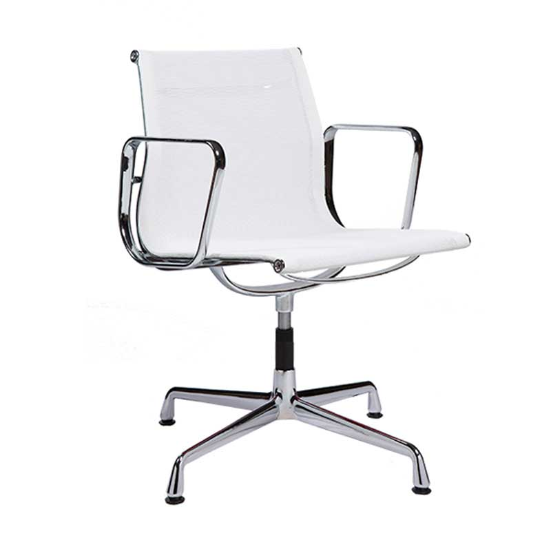 Charles eames alu chair aluminium group chair ea 108 net for Bauhaus eames chair