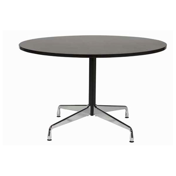 charles eames segmented round table dining table. Black Bedroom Furniture Sets. Home Design Ideas