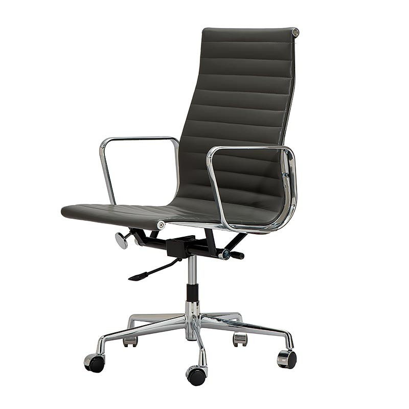 Charles eames alu chair aluminium group chair ea 119 for Eames alu chair nachbau