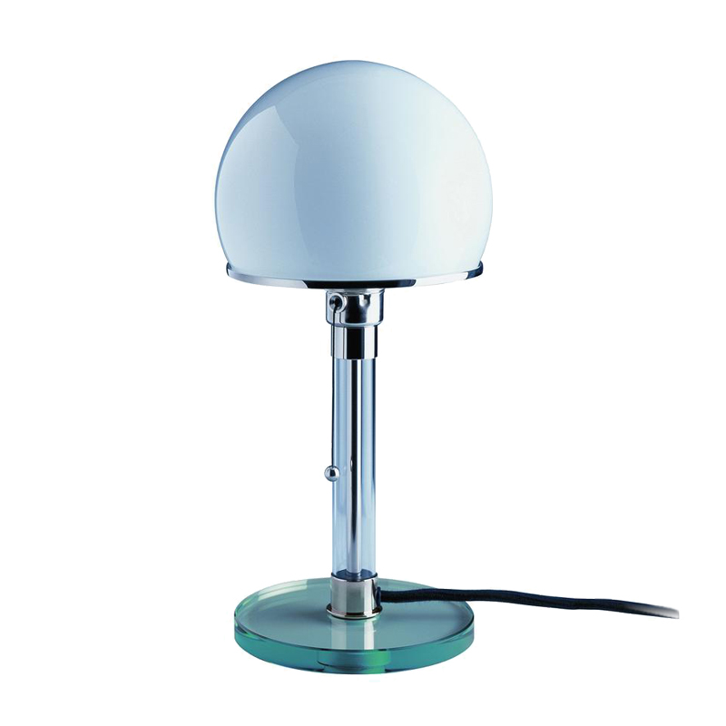 Wilhelm Wagenfeld Table Lamp Wg24 Bauhaus Lamp