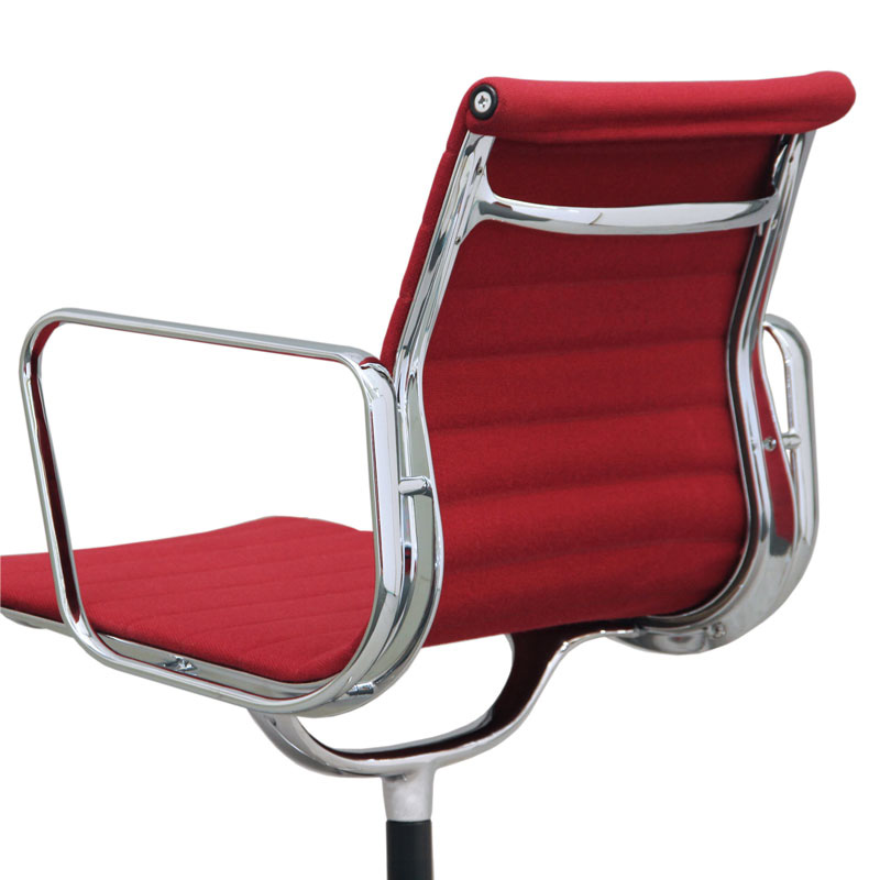 charles eames aluminium group chair ea 124 pictures to pin on. Black Bedroom Furniture Sets. Home Design Ideas