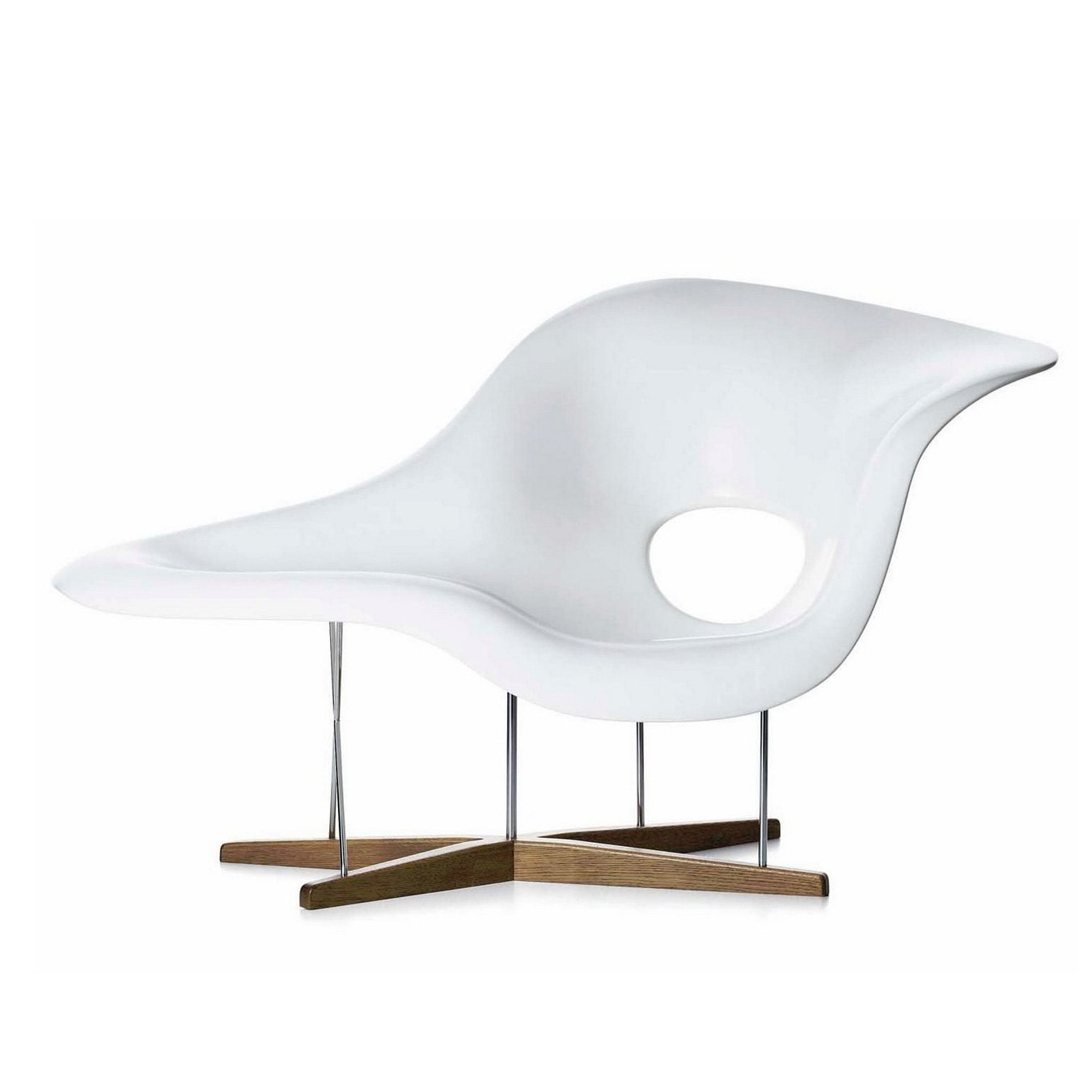 Charles eames chaise longue bauhaus chaiselongue for Charles eames chaise a bascule