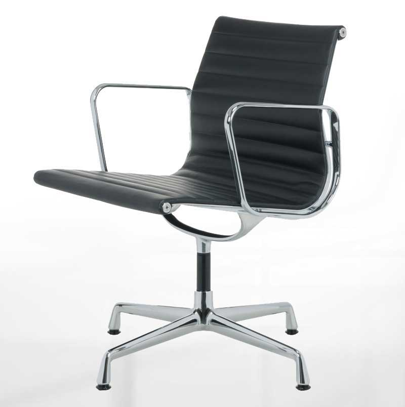 Bürostuhl eames  Charles Eames Alu Chair » Aluminium Group chair EA 108