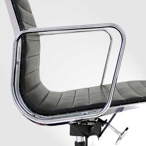 Charles eames alu chair aluminium group chair ea 119 for Ea 119 nachbau