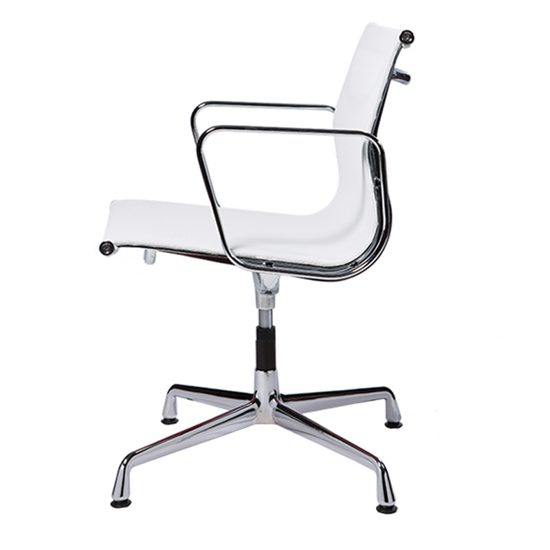 Bürosessel netz  Charles Eames Alu Chair » Aluminium Group Chair EA 108 Net