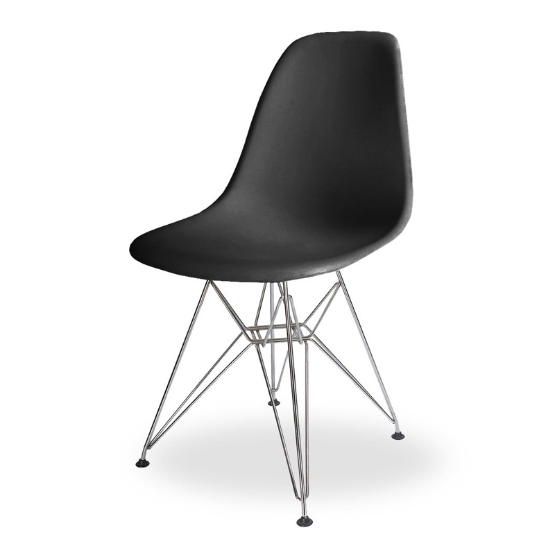 charles eames dsr plastic chair 2588 dining chair. Black Bedroom Furniture Sets. Home Design Ideas