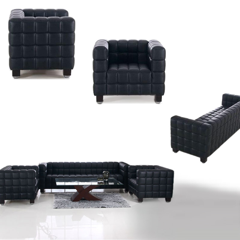 sofa klassiker affordable josef hoffmann kubus sofa sitzer with sofa klassiker free sofa. Black Bedroom Furniture Sets. Home Design Ideas