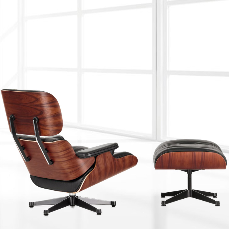 charles eames lounge chair bauhaus designer sessel. Black Bedroom Furniture Sets. Home Design Ideas