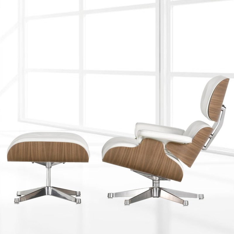 Charles eames recliner chair lounge chair eames lounge for Replica designer sessel