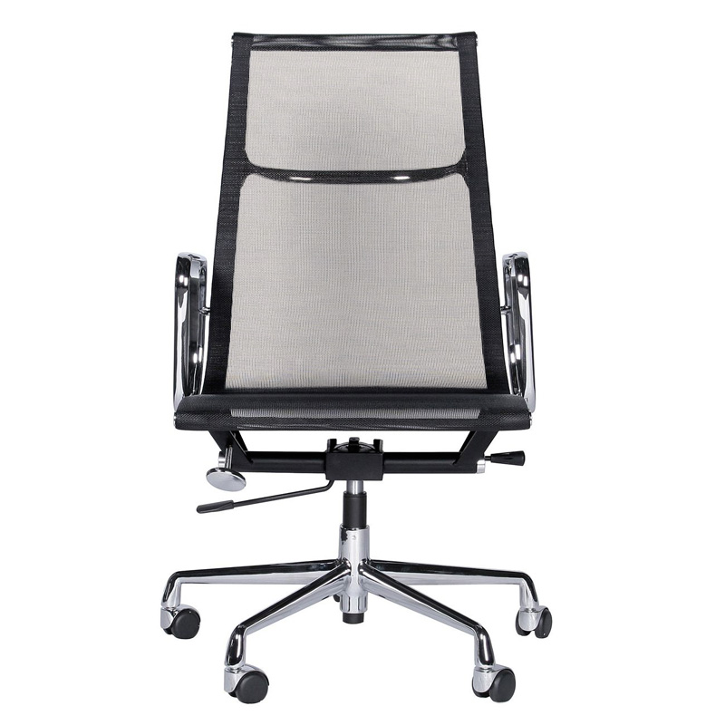 Charles eames aluminium group stuhl ea 119 netz for Alu chair nachbau
