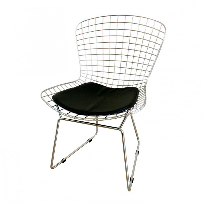 harry bertoia stuhl wire chair bauhaus stuhl klassiker. Black Bedroom Furniture Sets. Home Design Ideas