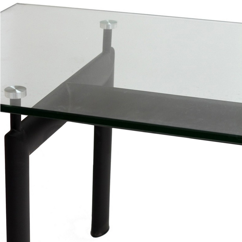 le corbusier lc6 esstisch dining table bauhaus klassiker. Black Bedroom Furniture Sets. Home Design Ideas